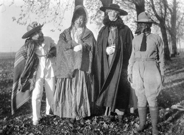 Vintage womens costume