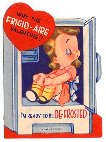 frigid women valentine